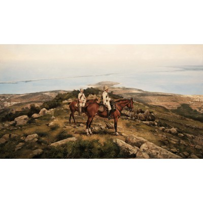 Escultura historica lamina dalmau ii tercio de asturias 1690