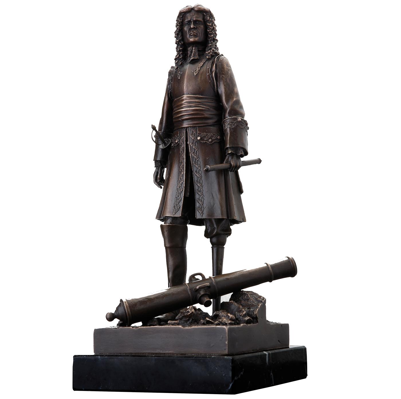 Escultura Blas de Lezo escultura historica madrid