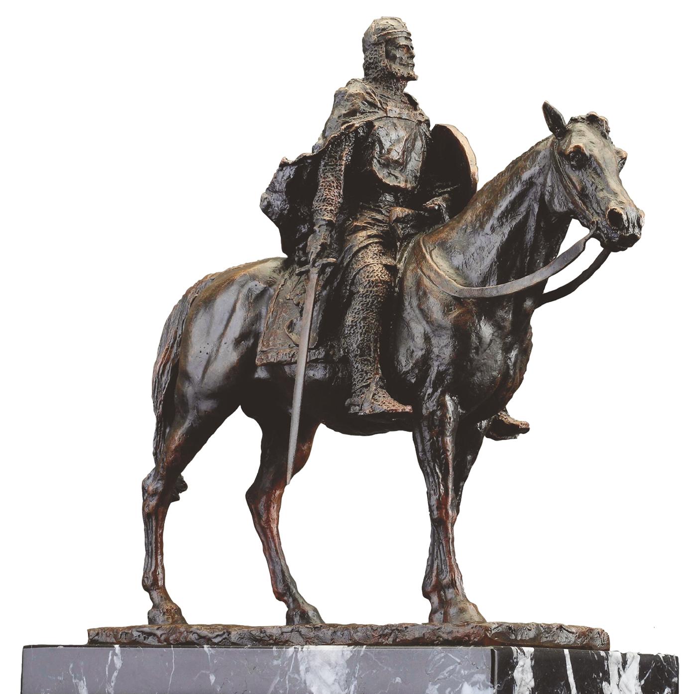 Escultura El Cid Campeador escultura histórica
