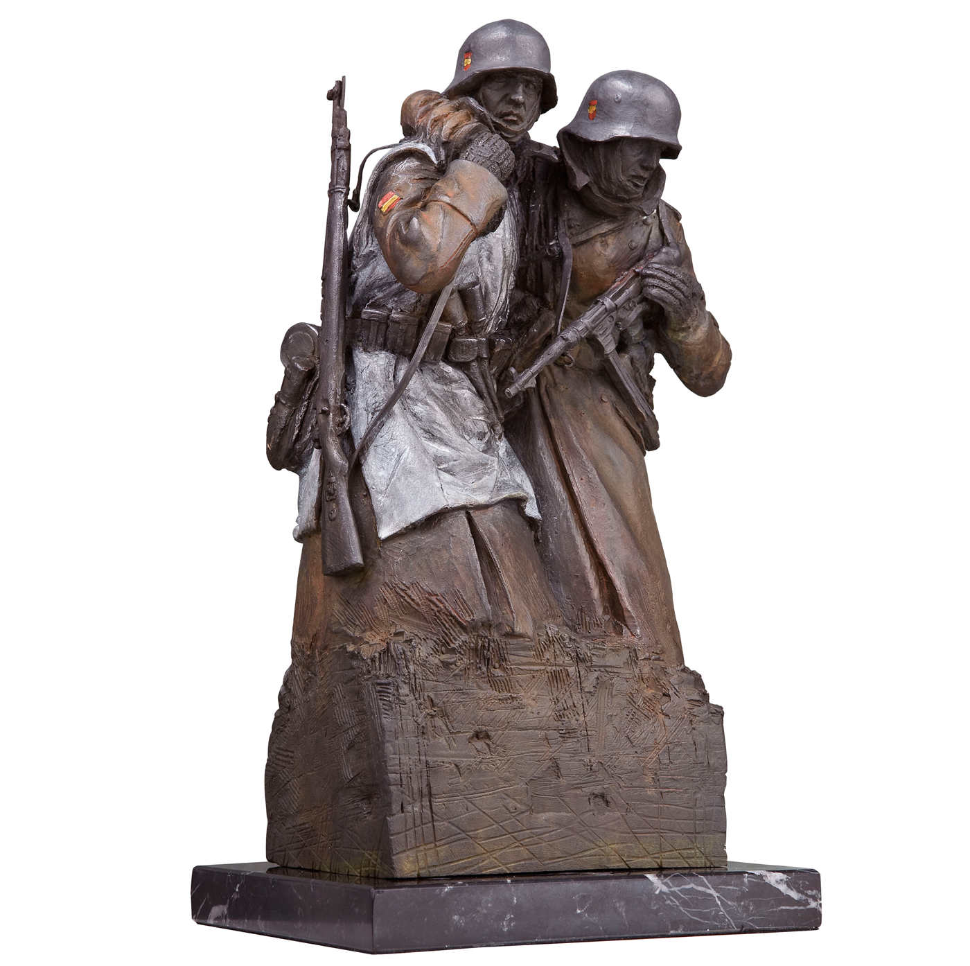 escultura historica camaradas madrid