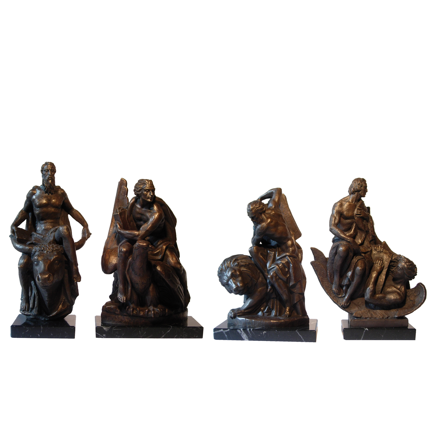 Escultura Evangelistas escultura historica Madrid