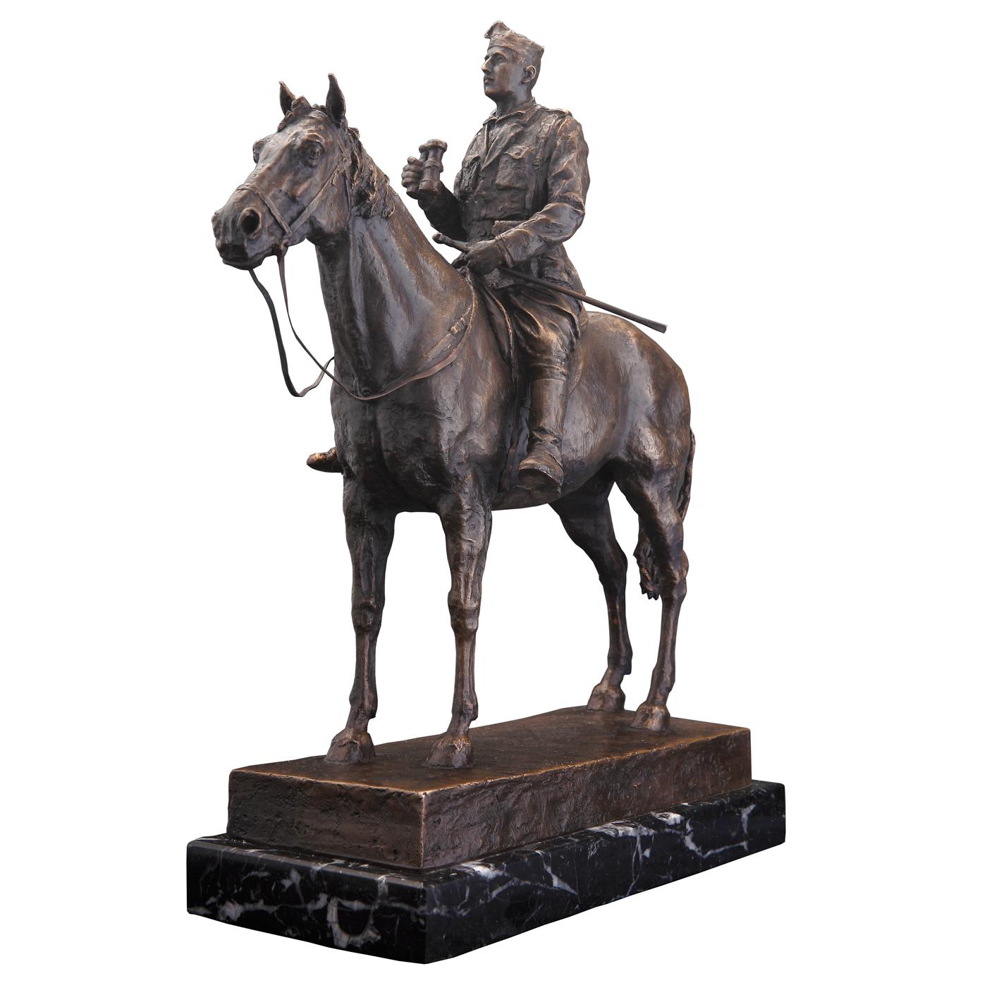 Escultura Francisco Franco África escultura histórica Madrid