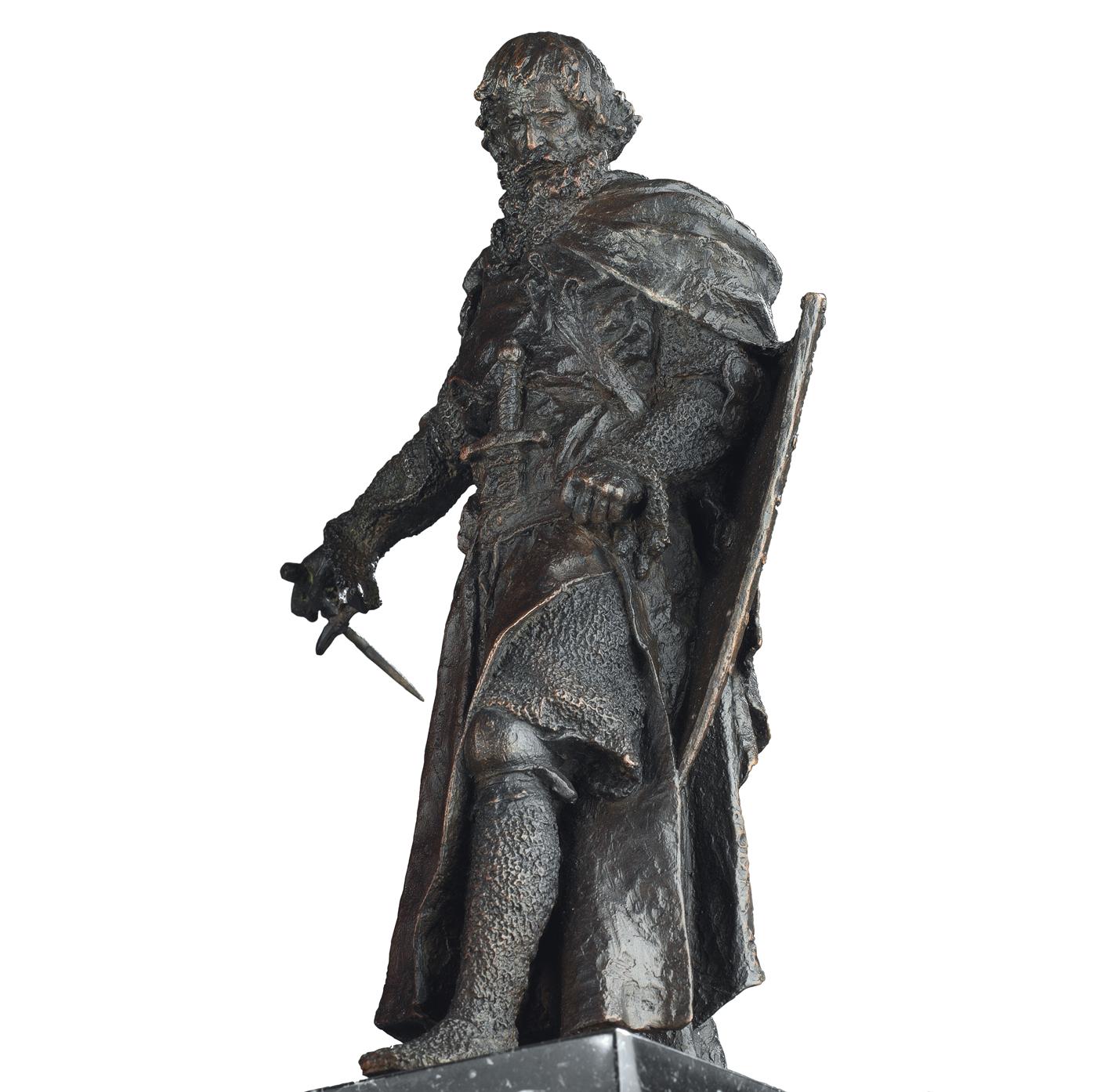 Guzman el bueno escultura histórica Madrid