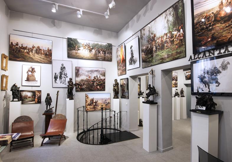 ediciones escultura historica contacto